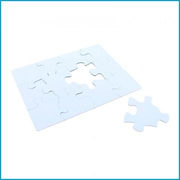 Puzzle 18x13 cm de 12 piezas