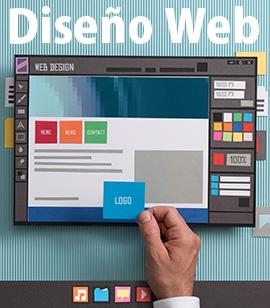 Necesitas una web? ... LLAMANOS